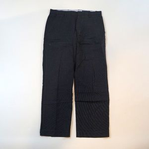 Banana Republic Classic Fit 33 X 30 Black Pants